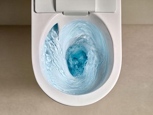 AXENT.ONE effizienter Wasserwirbel